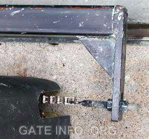 Diy Driveway Gate Maintenance